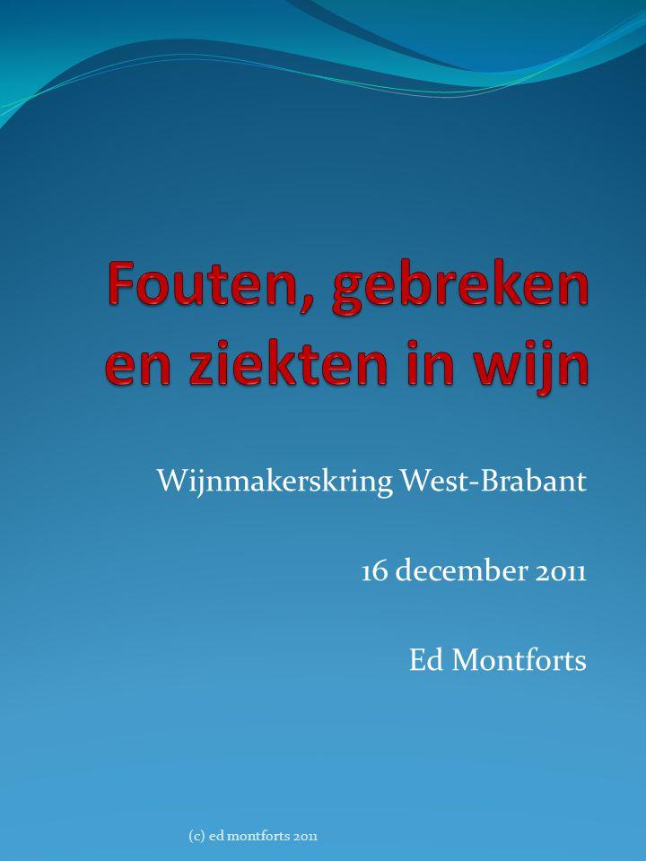 Wijnmakerskring West-Brabant 16 december 2011 Ed Montforts (c) ed montforts 2011