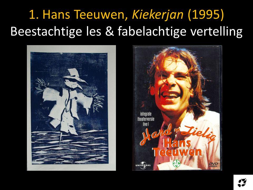 Van Hans T.naar Willem (DMM). Hoe en waarom.