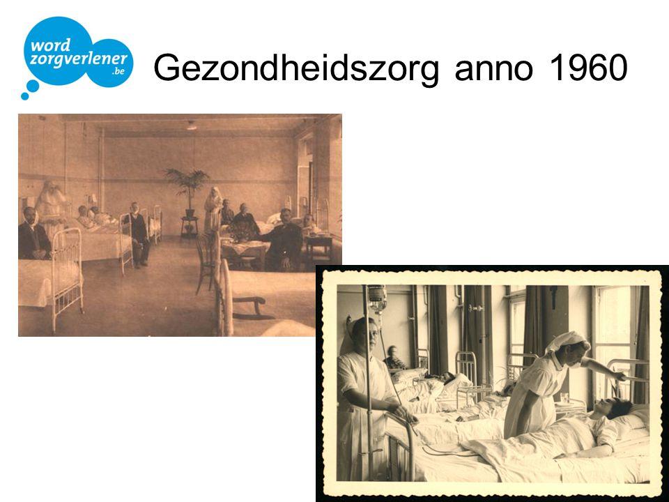 Gezondheidszorg anno 1960