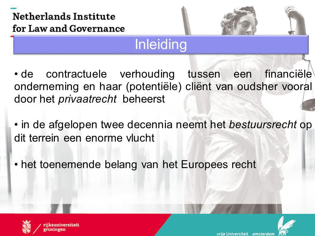 Juridische matrix nationaal privaatrecht nationaal bestuursrecht Europees recht