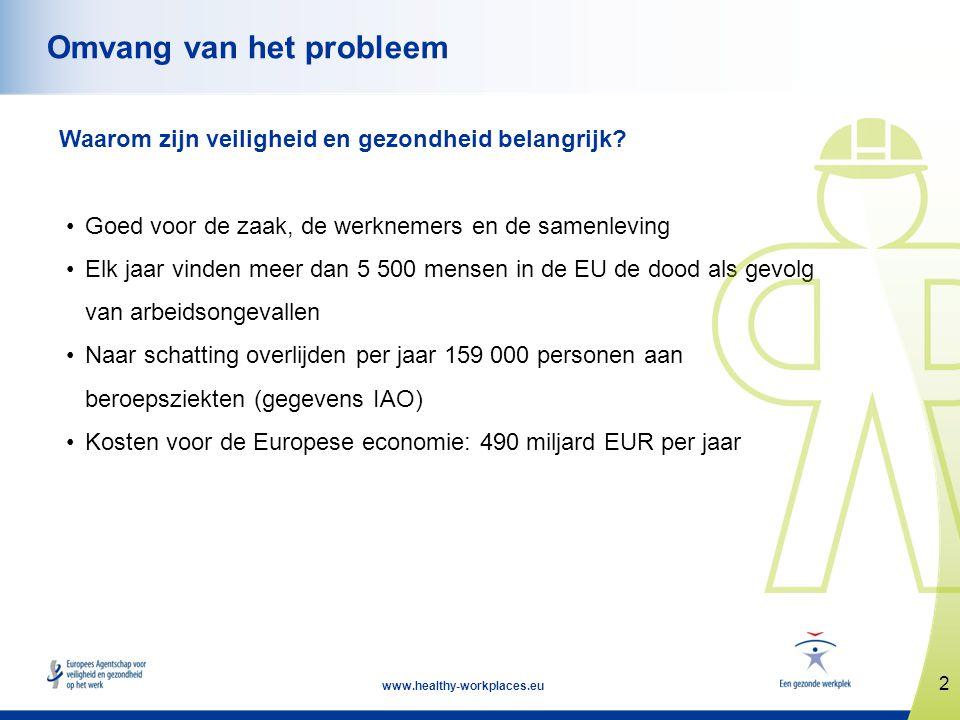www.healthy-workplaces.eu •Bezoek de campagnewebsite: www.healthy-workplaces.eu www.healthy-workplaces.eu •Neem contact op met uw nationale focal point om meer te weten te komen over evenementen en activiteiten in uw land: www.healthy-workplaces.eu/fops 23 Meer weten
