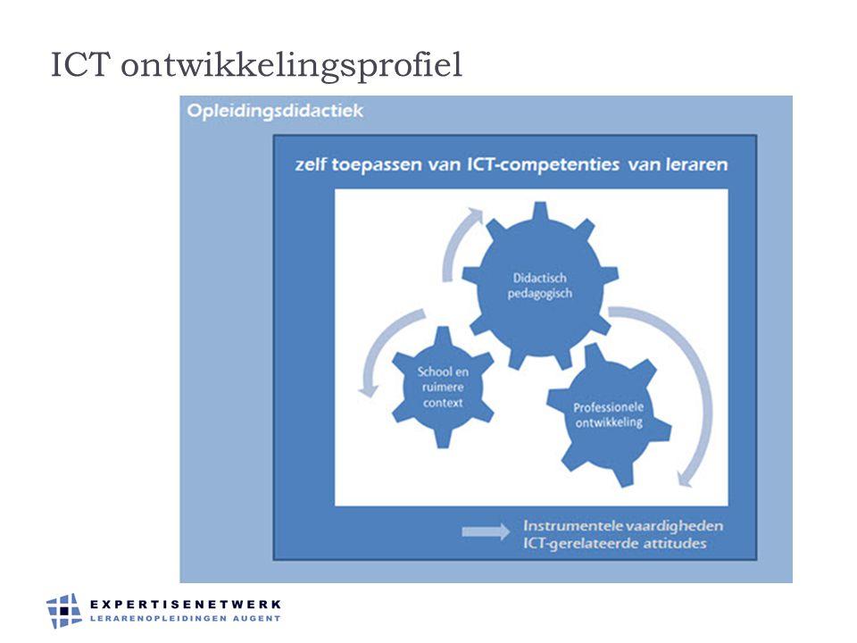ICT ontwikkelingsprofiel