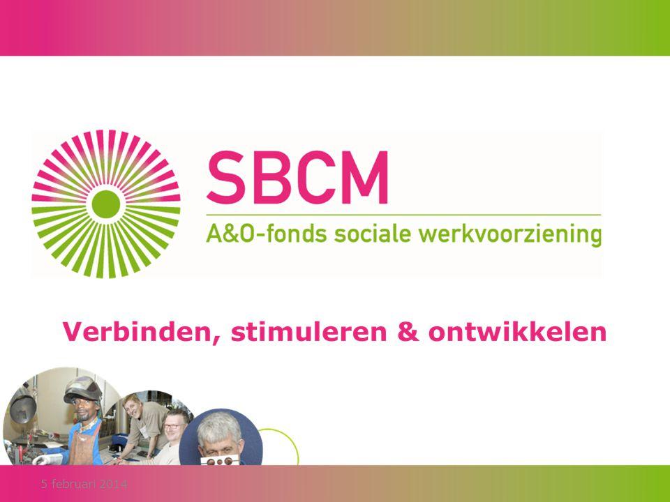 Digitaal Leren in de SW SBCM en E-learning in 2014 en verder Arie Visser – projectleider SBCM 5 februari 2014