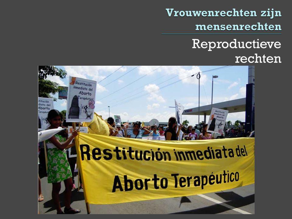 Reproductieve rechten