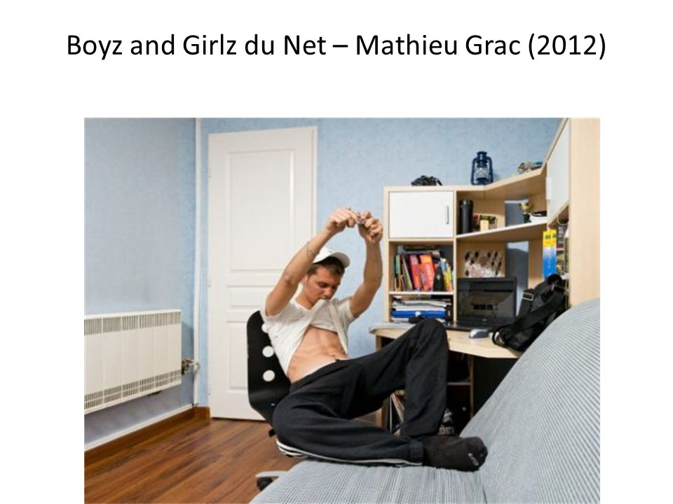 Boyz and Girlz du Net – Mathieu Grac (2012)