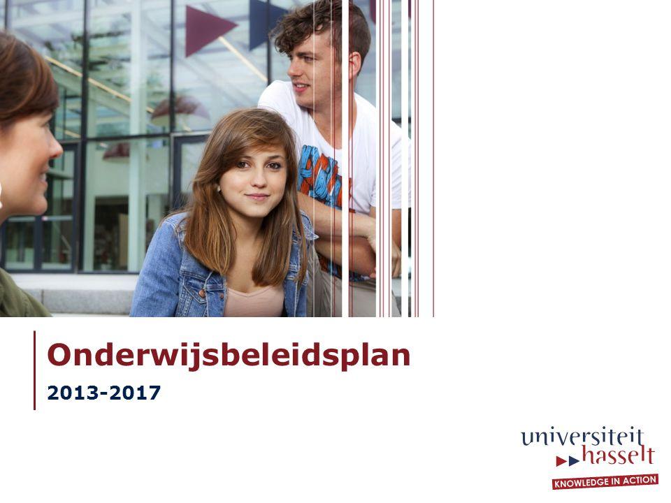 Onderwijsbeleidsplan 2013-2017