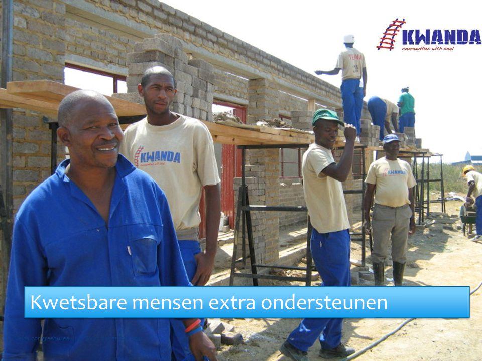 Kwetsbare mensen extra ondersteunen Leids congresbureau KO/BV 12 december 20128
