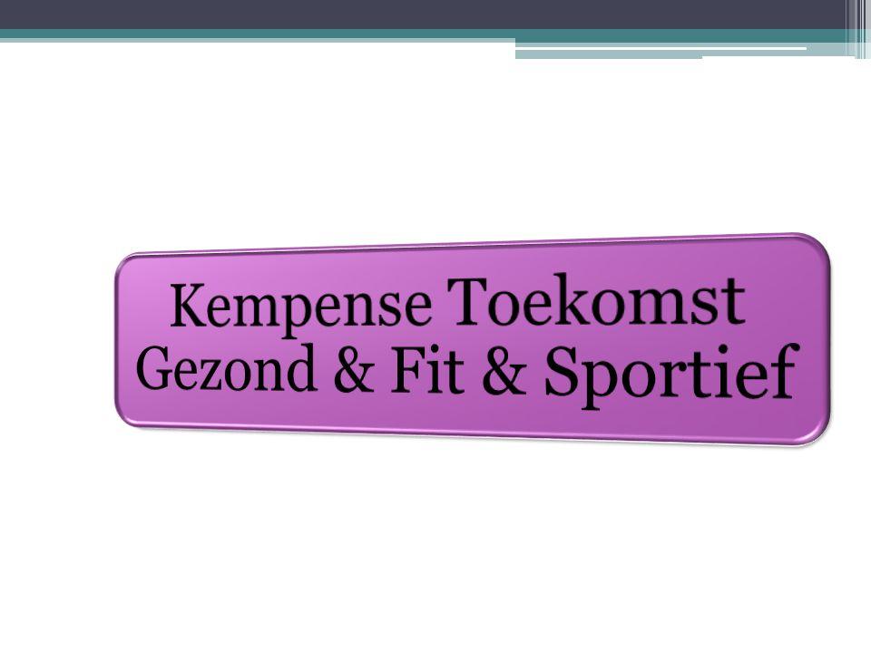 Kempense Toekomst Gezond & Fit & Sportief •Wat zegt Vlaanderen .