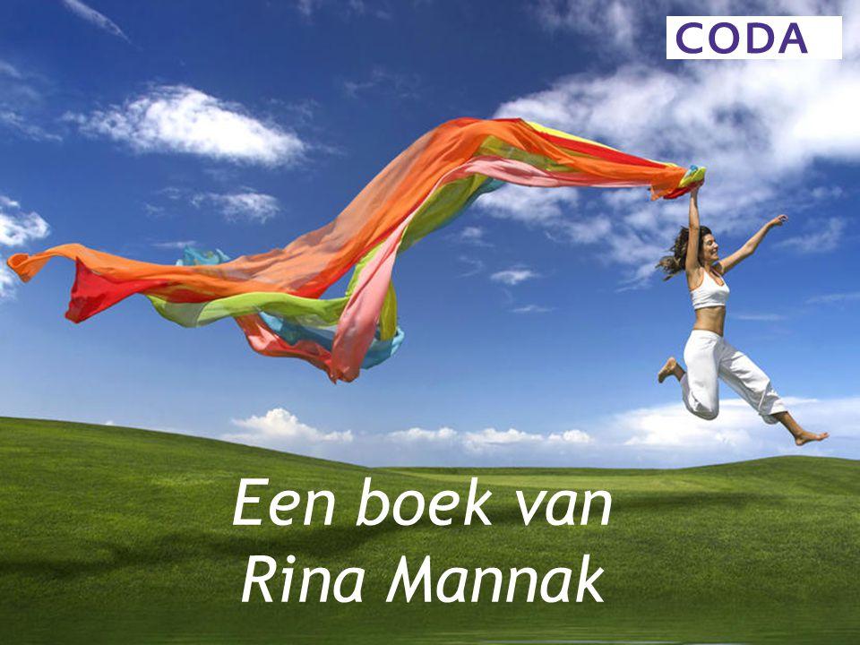 Rina Mannak debuteert met dit boek.