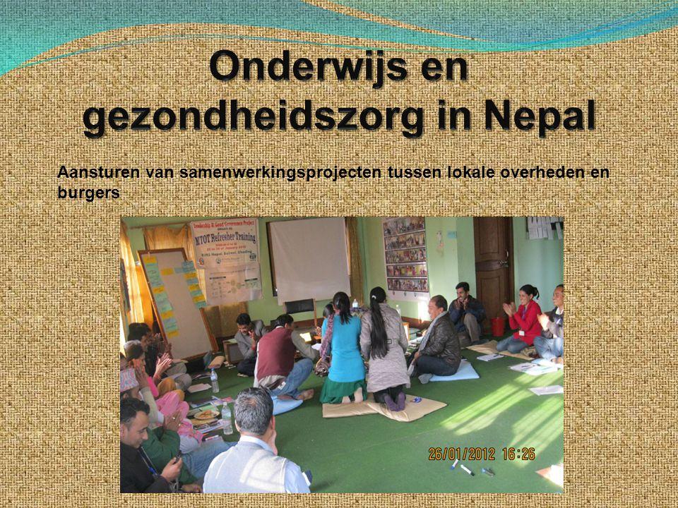 Aansturen van samenwerkingsprojecten tussen lokale overheden en burgers
