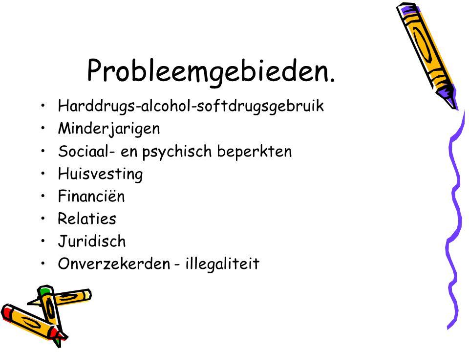 Probleemgebieden.