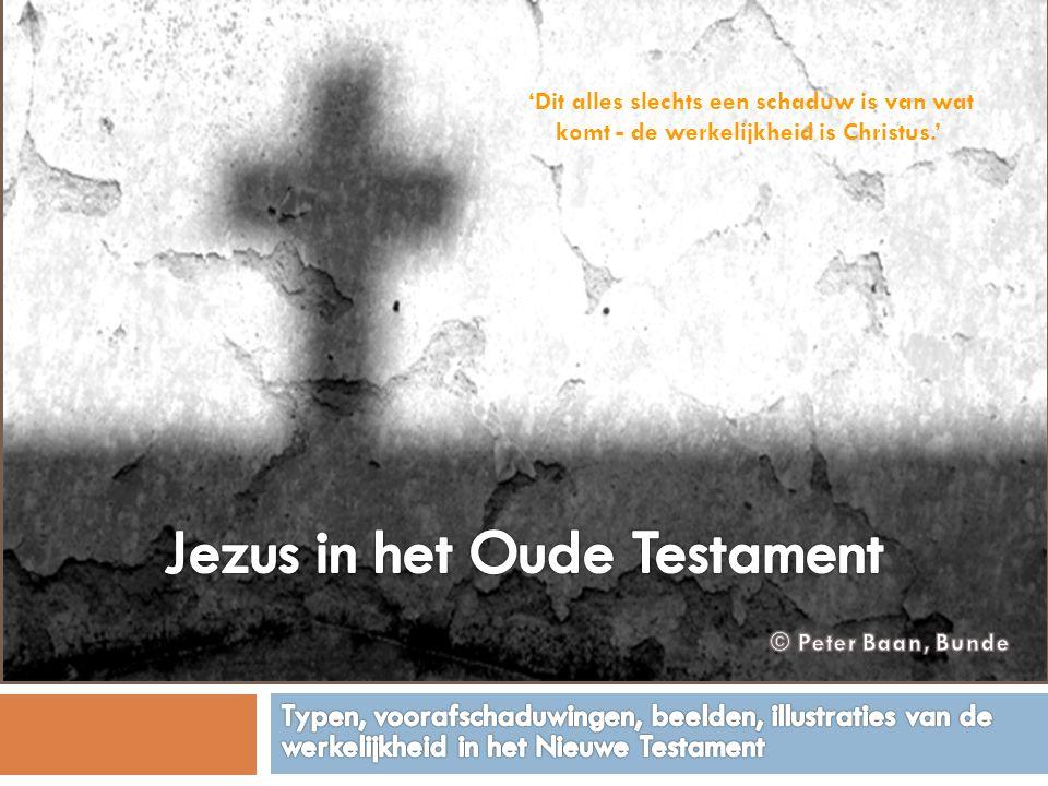 Exodus 25-40: De Tabernakel God komt, in Jezus, tussen zondige mensen wonen.