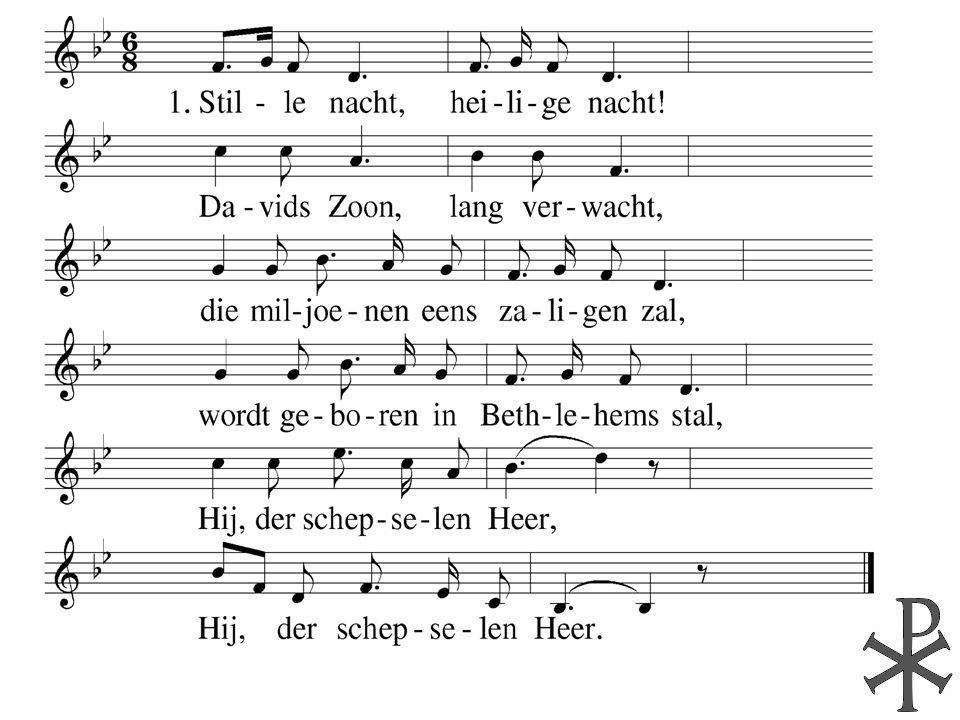 Zingen lied 111 uit: Zingende Gezegend