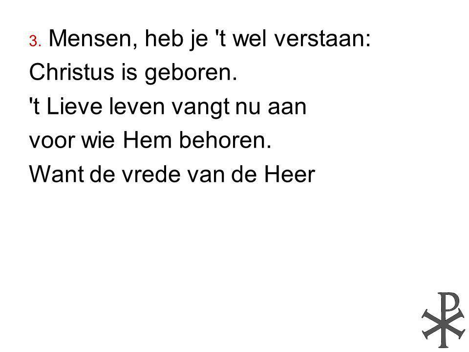 Zingen lied 195 uit: Johan de Heer