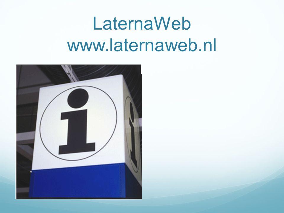 LaternaWeb www.laternaweb.nl