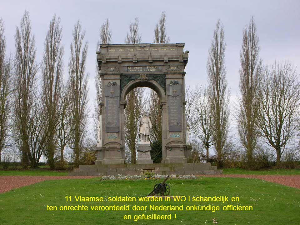 De volksjongens mochten elke dag hun leven wagen terwijl nepotisme en machtsmisbruik de oude standenvoordelen in stand hielden. Elf Belgische soldaten