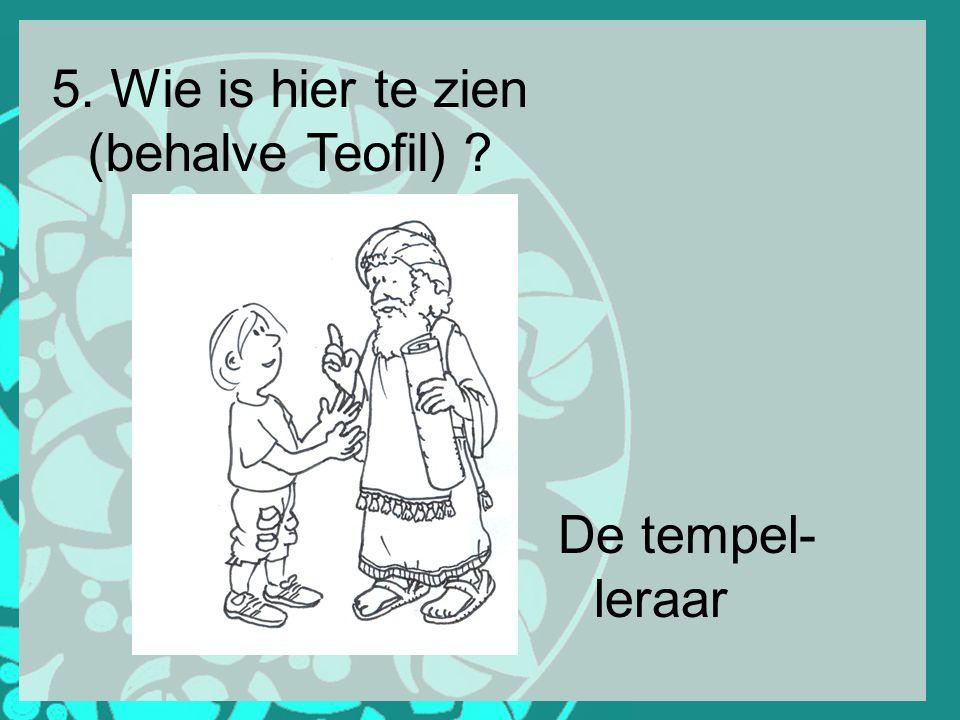 4.Hoe noemt de 12-jarige Jezus de tempel in Jeruzalem .