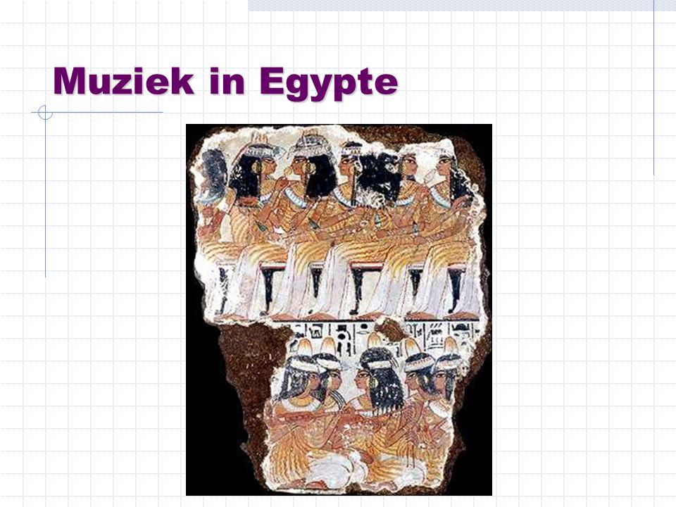 Muziek in Egypte