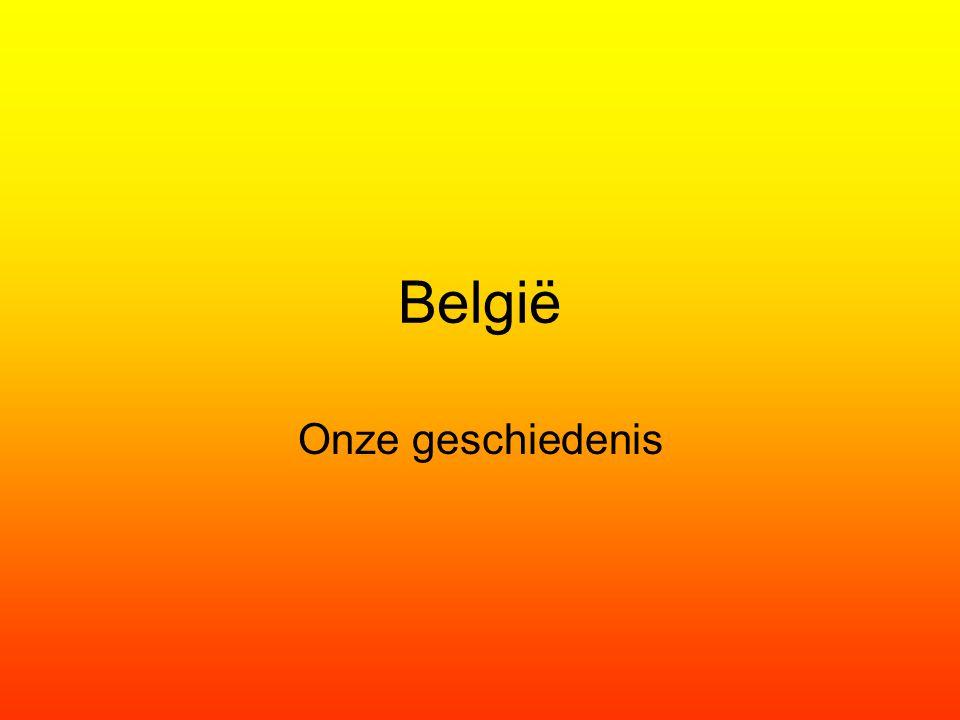 Wereldoorlog II (1940 – 1945) Het Duitse leger bezet België.