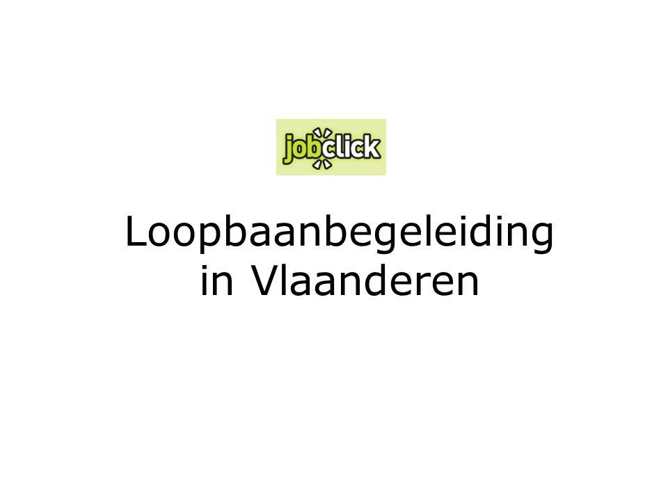 Loopbaanbegeleiding in Vlaanderen