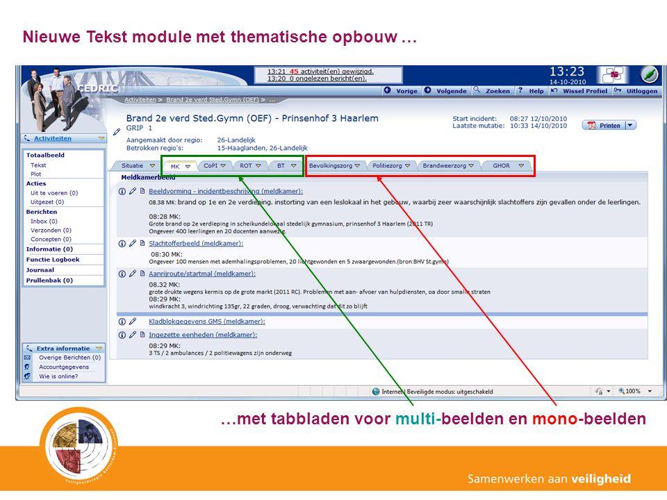 Bestanden toevoegen aan een incident Via de knop Informatie kunnen bestanden worden gezocht die door de functioneel beheerder in LCMS zijn ingevoerd, en aan het incident toegevoegd.