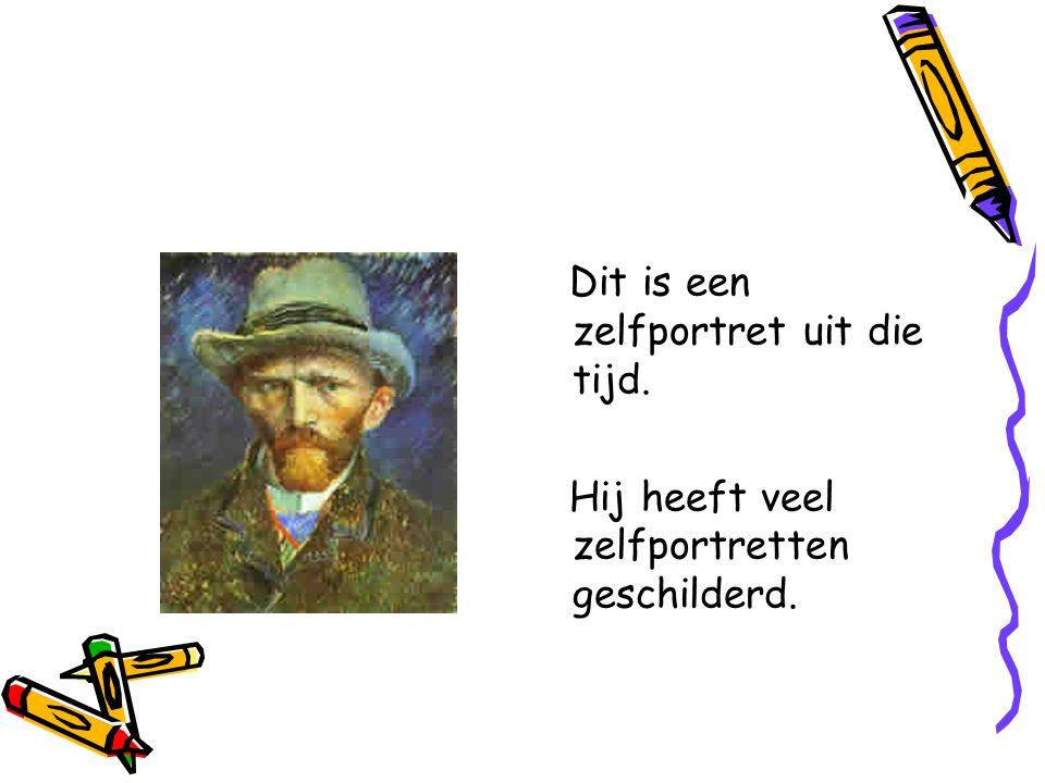 'Zijn' museum In Amsterdam staat het van Gogh museum. Daar kun je veel van zijn werk zien.