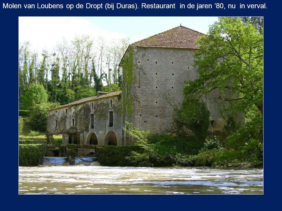 De molen van Invalaides (Pas-de-Calais)
