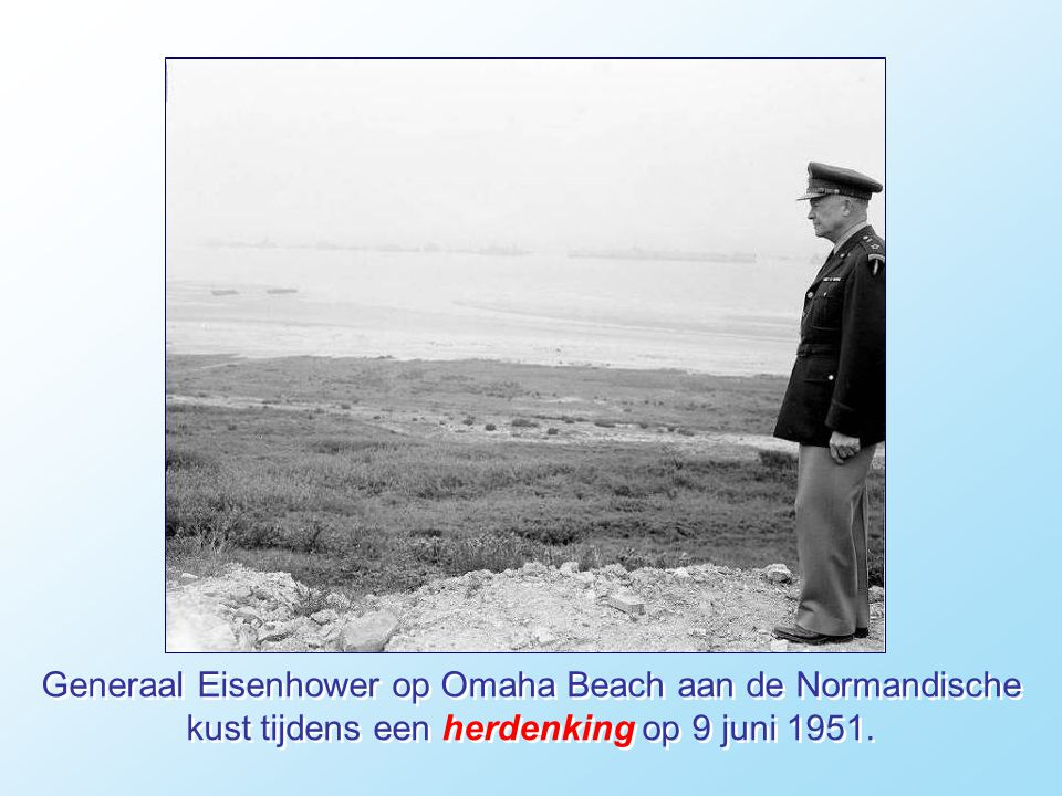 Na de landing in Normandië werden Duitse krijgsgevangenen ingezet om de stranden te reinigen.