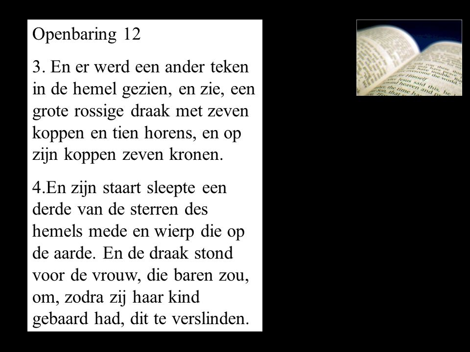 Openbaring 12 5.