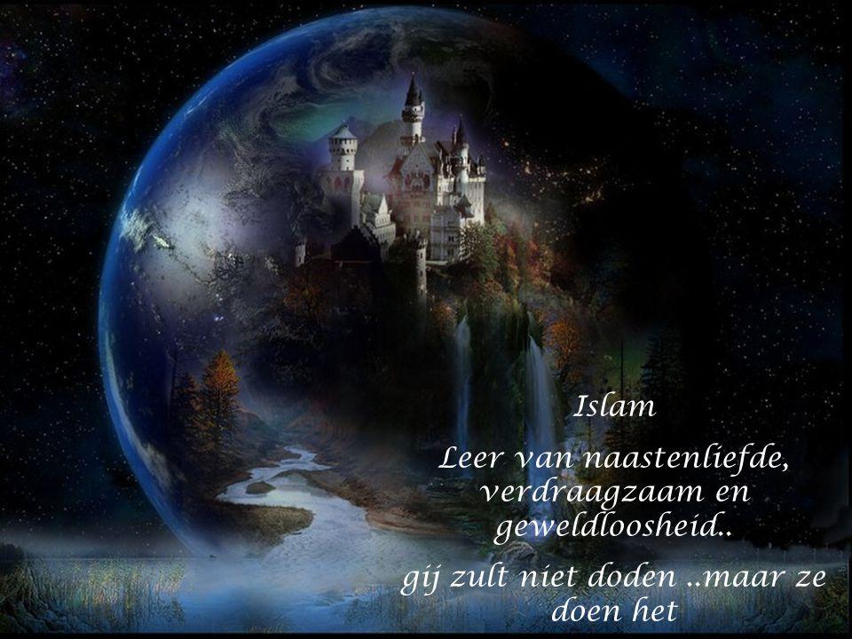 Enya Hope has a place In naam van hun geloof...