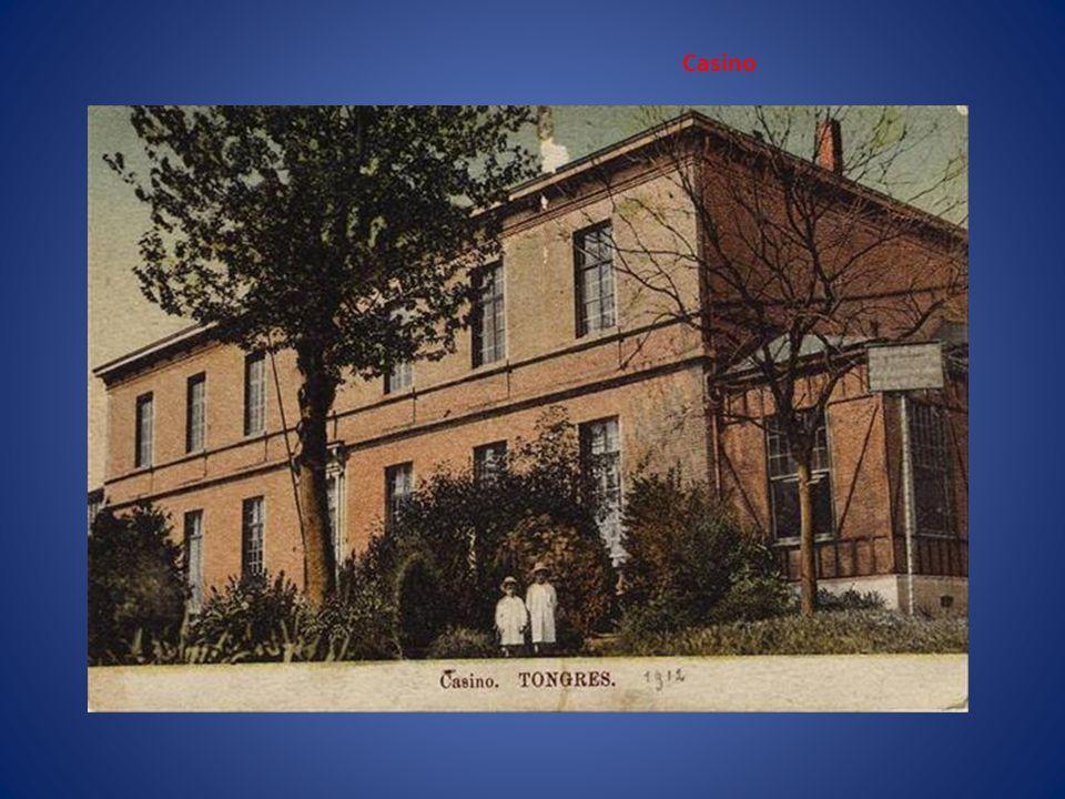 Huis Deploige – nu een appartementsgebouw