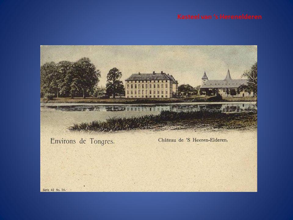 Kasteel La Brise in Nerem, ook kasteel Rosmeulen genoemd