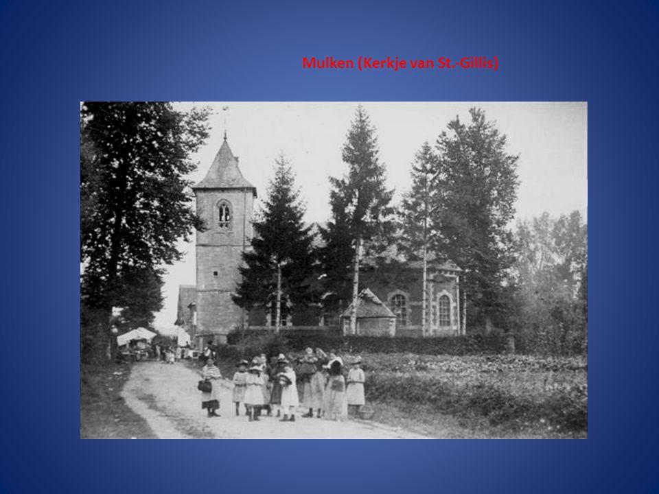 Mulken (Kerkje van St.-Gillis)