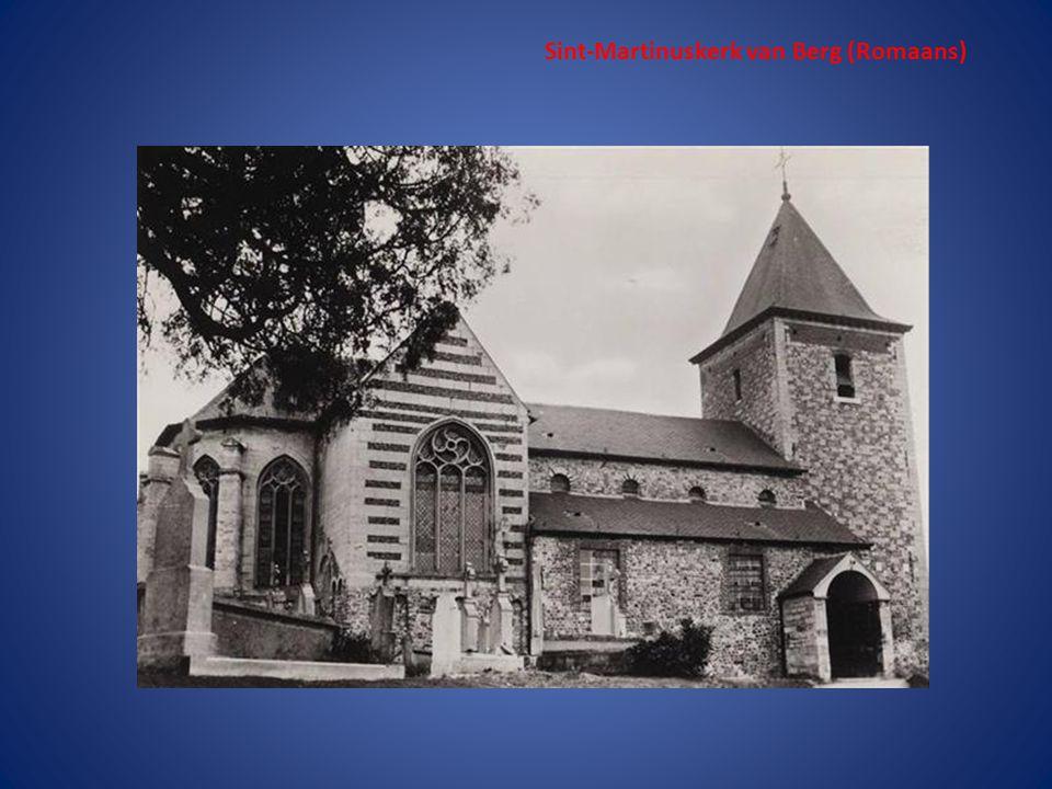 Sint-Martinuskerk van Berg (Romaans)