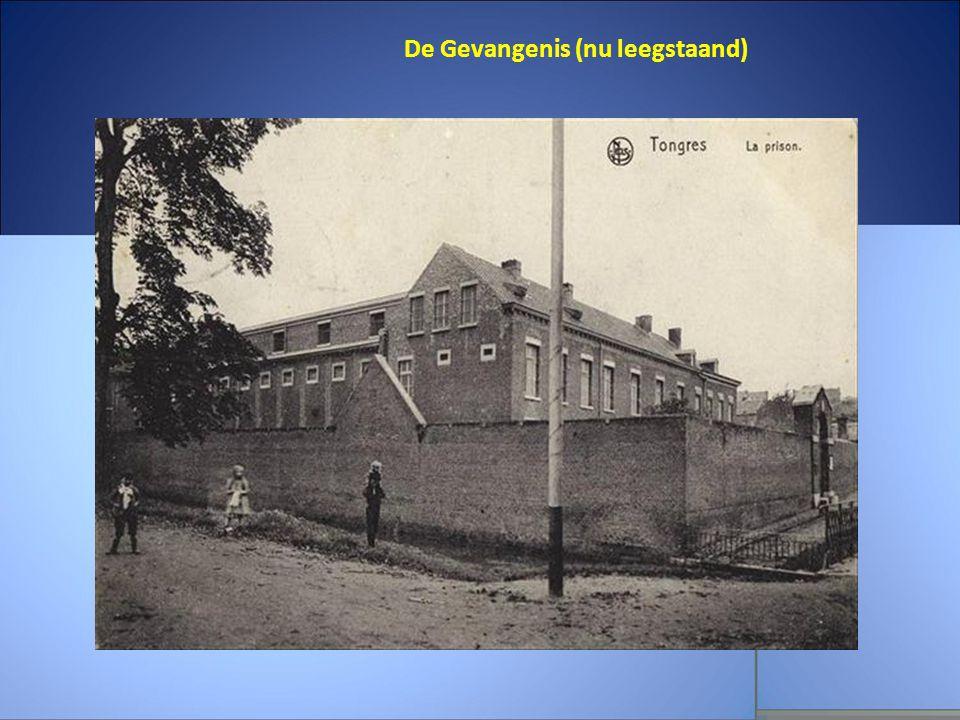 Oude Gendarmerie, momenteel allemaal woonhuizen…
