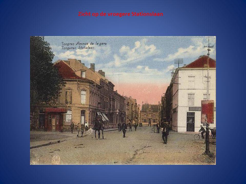 Vroegere Steenderpoort (huidige ingang Putstraat via de Ringlaan)