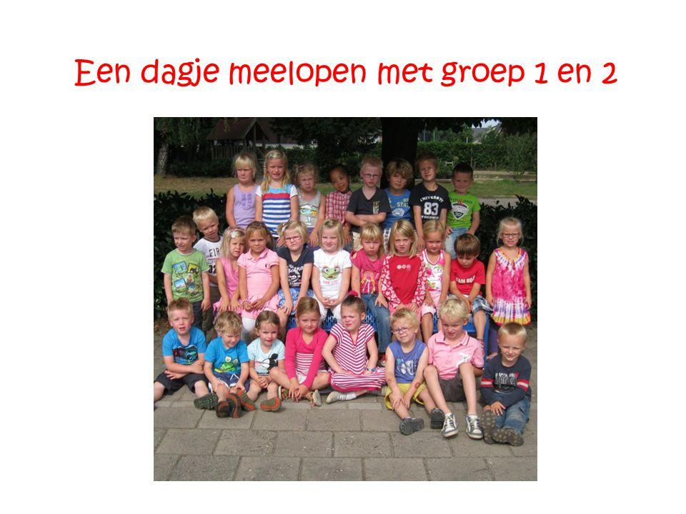 Rapport In februari en voor de zomervakantie krijgen de kinderen een rapport.
