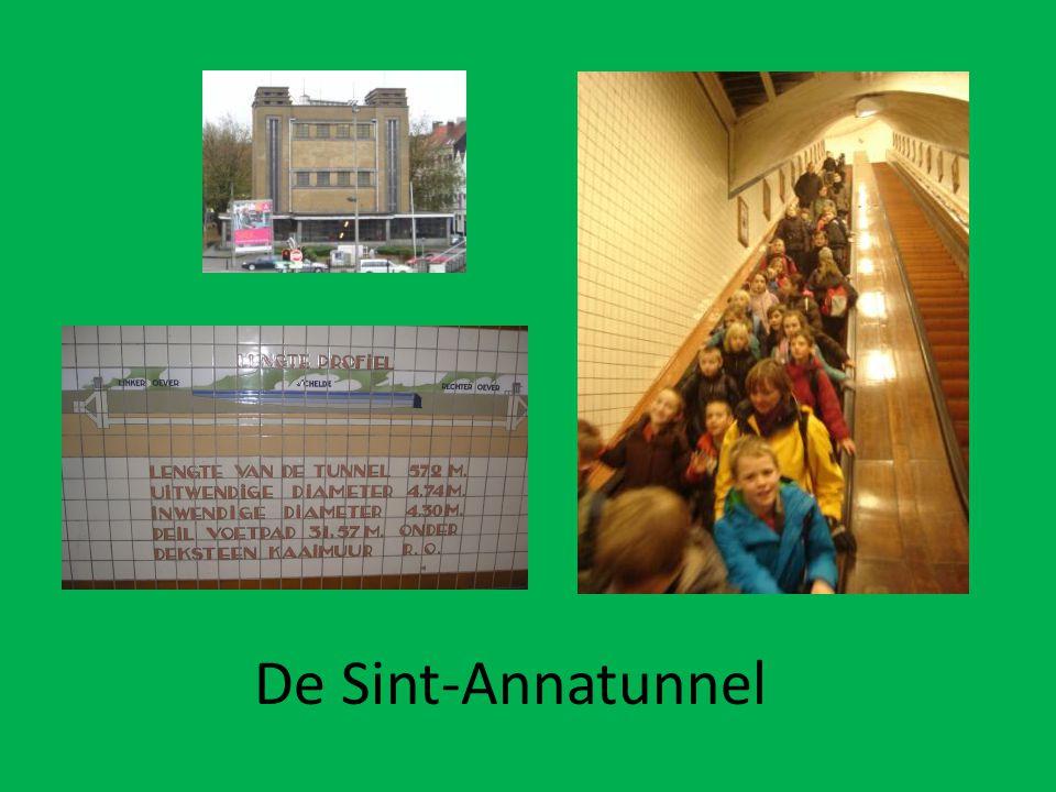De Sint-Annatunnel