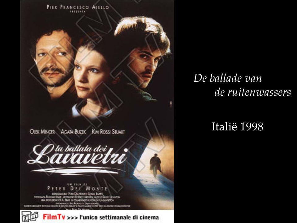 De ballade van de ruitenwassers Italië 1998
