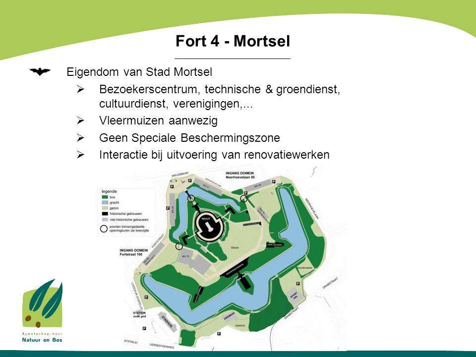 Eigendom van Stad Mortsel  Bezoekerscentrum, technische & groendienst, cultuurdienst, verenigingen,...