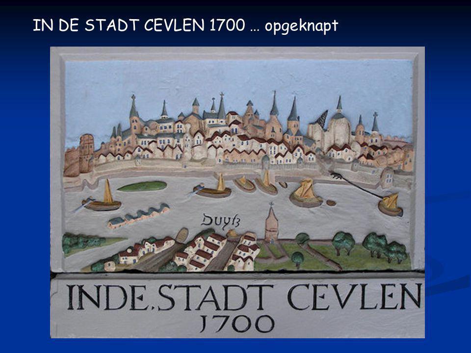 en na bijna 100 jaar in 2009 teruggehaald naar Maastrichtrond 1913 uit Maastricht verdwenen