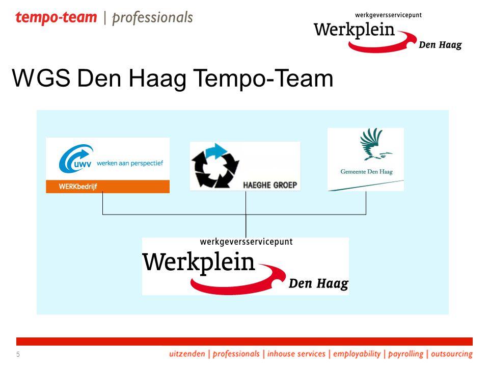 5 WGS Den Haag Tempo-Team