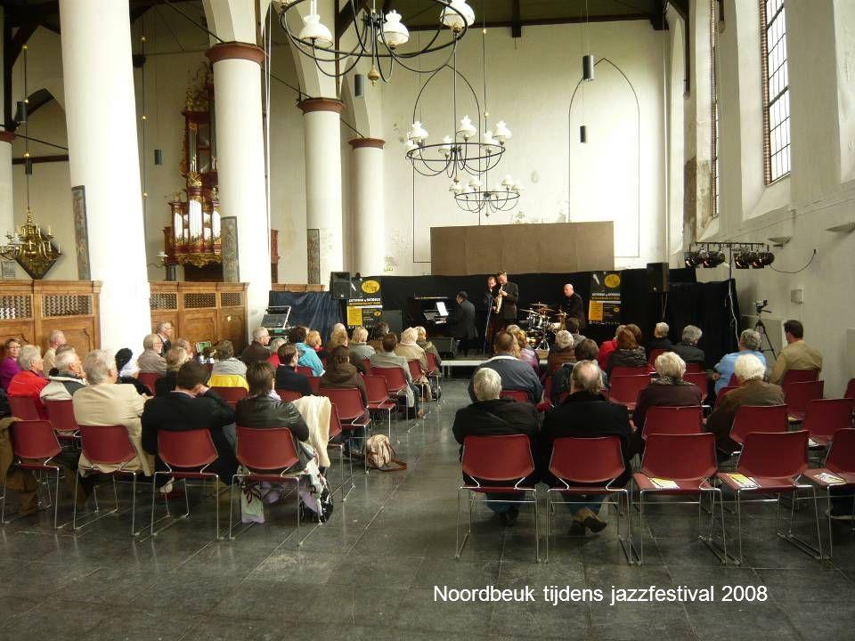 Noordbeuk tijdens jazzfestival 2008