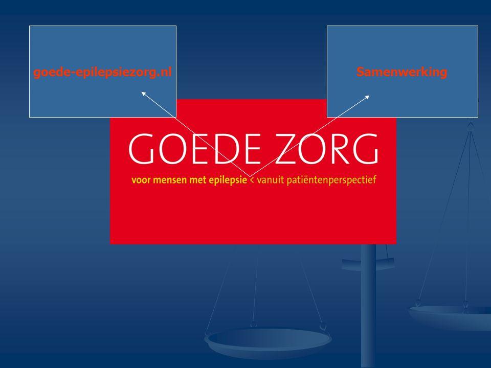 goede-epilepsiezorg.nlSamenwerking