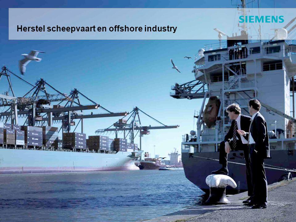 Herstel scheepvaart en offshore industry
