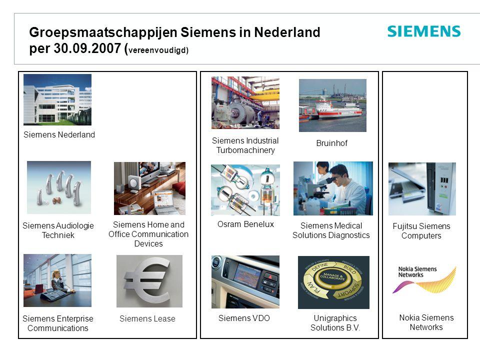50/50 Joint-venture Nokia Siemens Networks