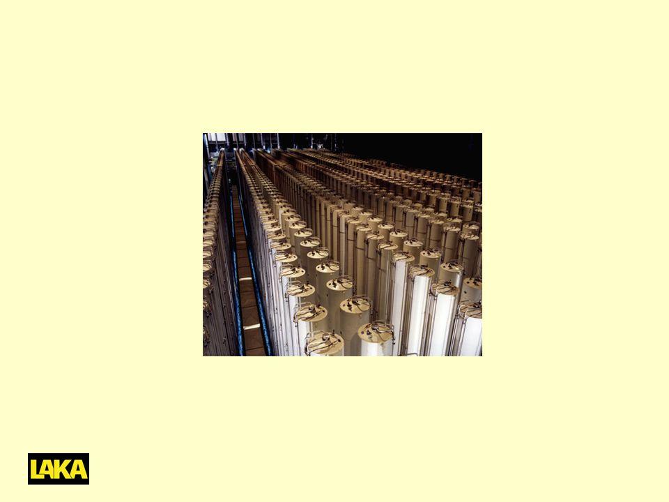 Gebruik DU-metaal •Civiele Toepassingen •Militaire Toepassingen Hoge dichtheid: 19.05 g/cm 3 Bijna twee maal zo hoog als die van lood