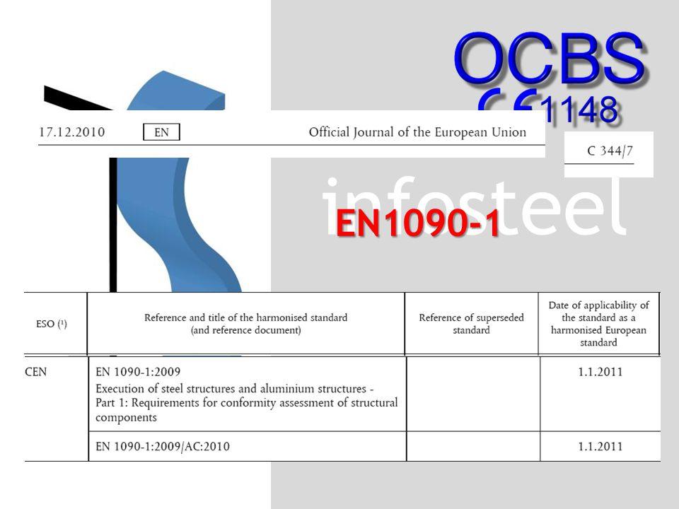 infosteel EN1090-1