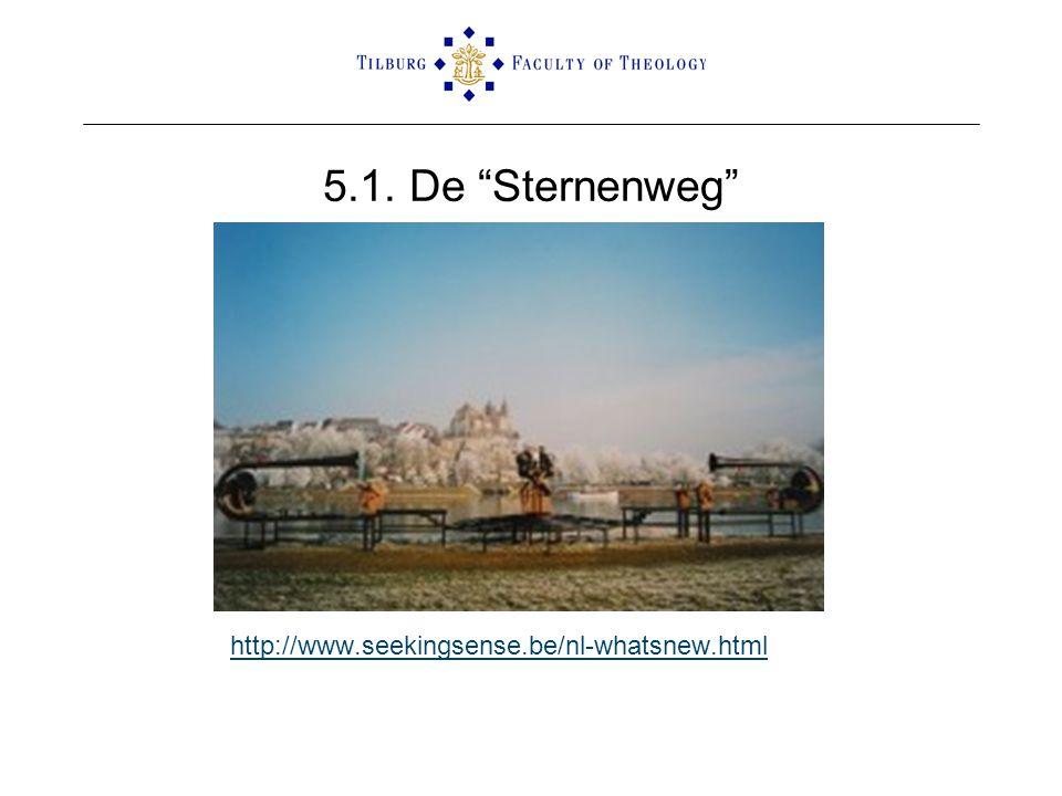 "5.1. De ""Sternenweg"" http://www.seekingsense.be/nl-whatsnew.html"