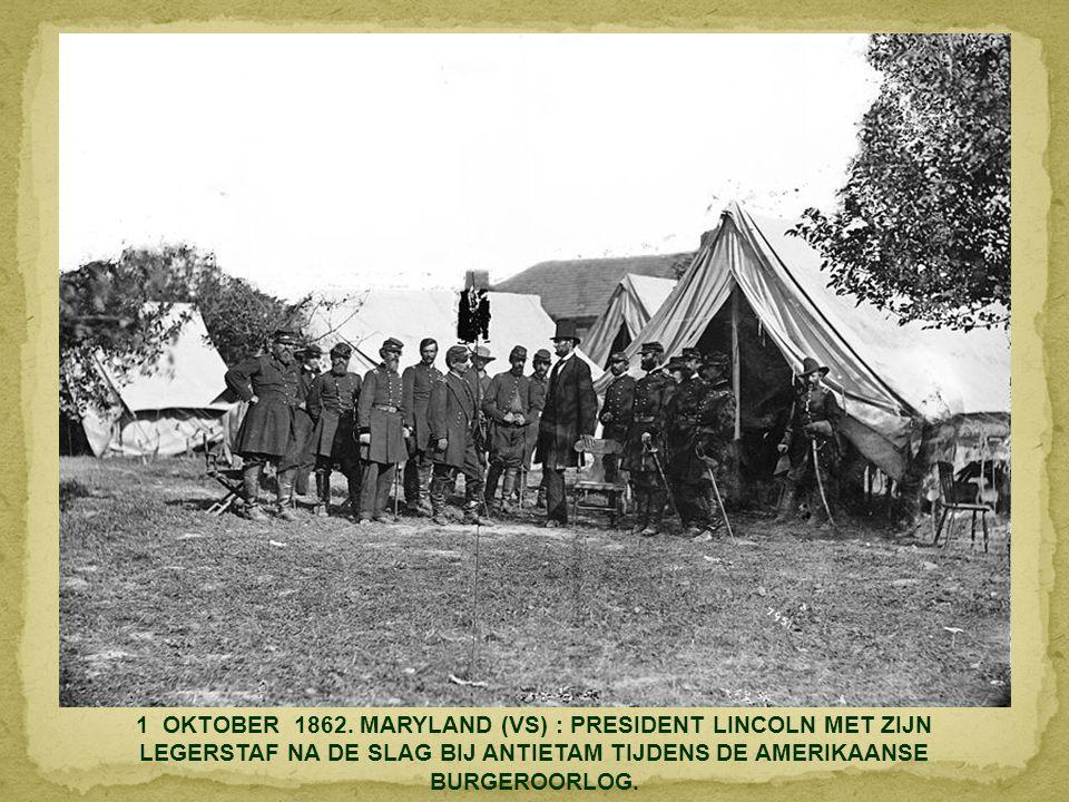 1 OKTOBER 1862.